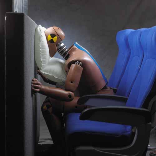 Chỉ ngồi ở vị trí này, những chiếc túi khí trên máy bay mới có thể bật ra để cứu mạng bạn - Ảnh 5.