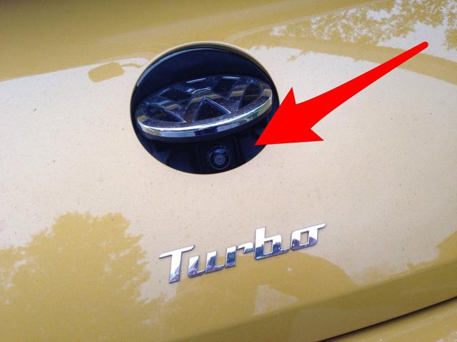 Đây là tính năng thú vị của con bọ Volkswagen Beetle Dune - Ảnh 5.