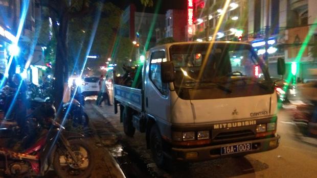 Hải Phòng: Một phụ nữ lái Mazda gây tai nạn liên hoàn - Ảnh 4.