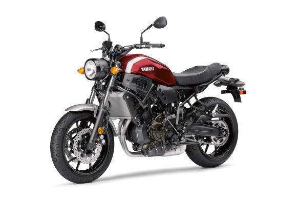 Mô tô hoài cổ Yamaha XSR700 2018 có giá 194 triệu Đồng. - Ảnh 5.
