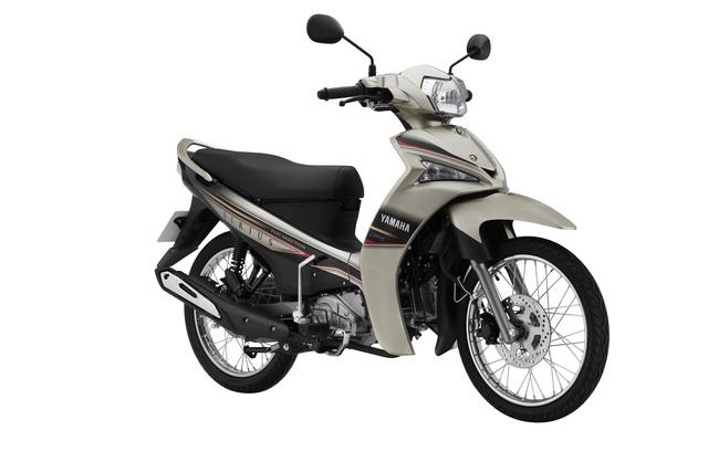 Gà đẻ trứng vàng của Yamaha ở Việt Nam có phiên bản mới, giá từ 20 triệu Đồng - Ảnh 2.