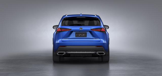 Crossover hạng sang Lexus NX 2018 ra mắt với thiết kế ấn tượng hơn - Ảnh 7.