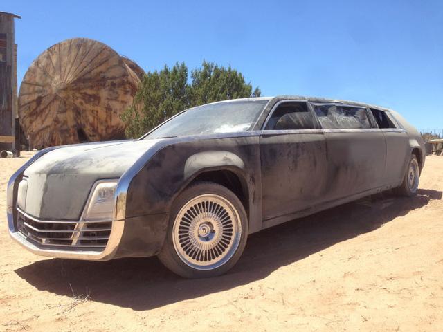 Những điều chưa ai kể về dàn xe ô tô trong Logan - một trong những bí quyết thành công của bộ phim bom tấn này - Ảnh 7.