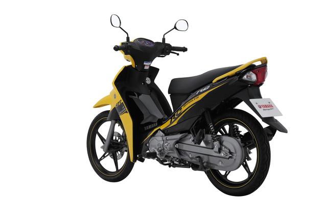 Gà đẻ trứng vàng của Yamaha ở Việt Nam có phiên bản mới, giá từ 20 triệu Đồng - Ảnh 7.