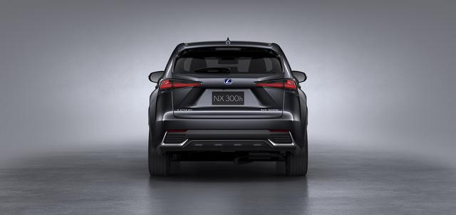 Crossover hạng sang Lexus NX 2018 ra mắt với thiết kế ấn tượng hơn - Ảnh 8.