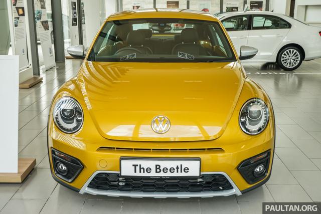 Đây là tính năng thú vị của con bọ Volkswagen Beetle Dune - Ảnh 7.