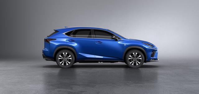 Crossover hạng sang Lexus NX 2018 ra mắt với thiết kế ấn tượng hơn - Ảnh 9.