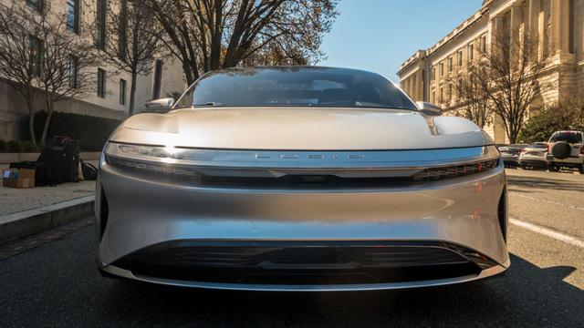 Quên Faraday Future đi, đây mới là siêu xe điện xứng đáng là đối thủ của Tesla - Ảnh 9.
