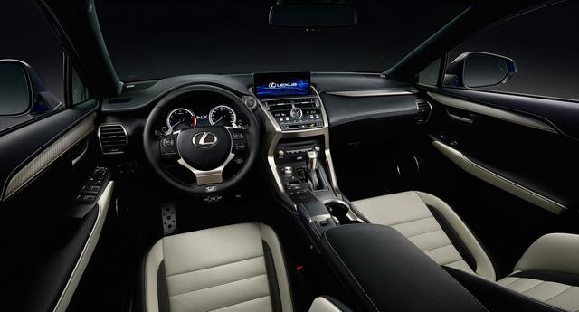Crossover hạng sang Lexus NX 2018 ra mắt với thiết kế ấn tượng hơn - Ảnh 10.