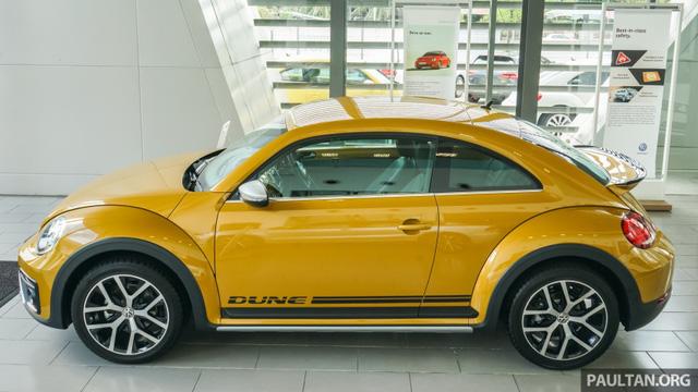 Đây là tính năng thú vị của con bọ Volkswagen Beetle Dune - Ảnh 9.