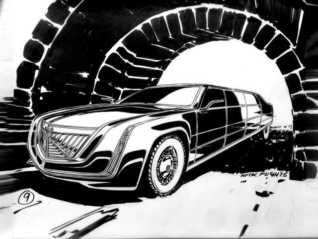 Những điều chưa ai kể về dàn xe ô tô trong Logan - một trong những bí quyết thành công của bộ phim bom tấn này - Ảnh 10.