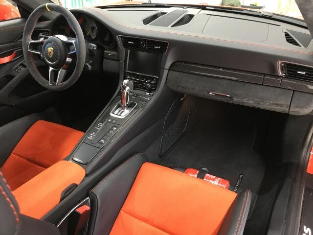 Porsche 911 GT3 RS độc nhất Việt Nam được cho ra biển số - Ảnh 4.