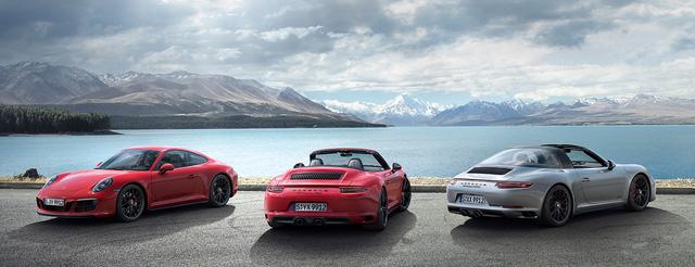 Lộ giá bán Porsche 911 GTS 2017 tại thị trường Việt Nam - Ảnh 1.