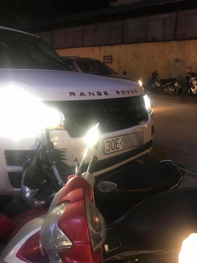 Hà Nội: Trộm xe Range Rover 8 tỷ Đồng gây tai nạn kinh hoàng trên phố - Ảnh 5.