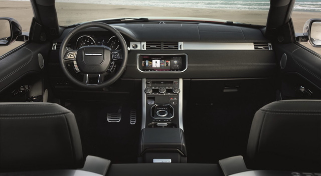 Range Rover Evoque mui trần bất ngờ cập bến Việt Nam - Ảnh 6.