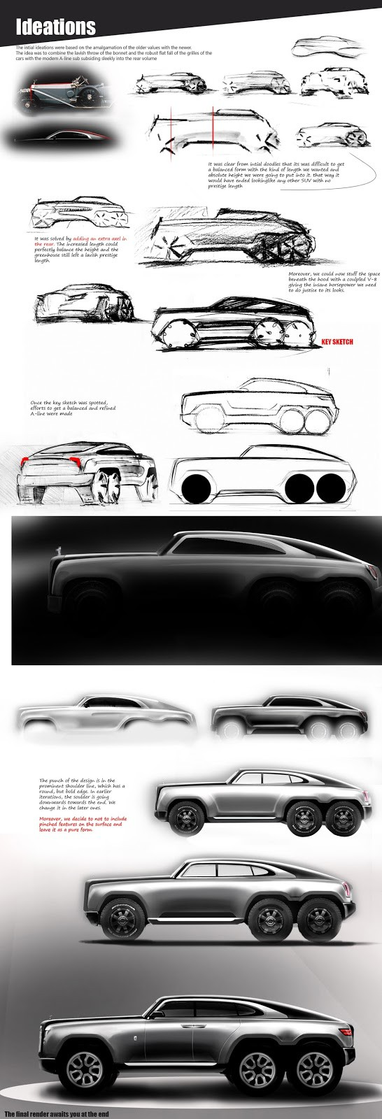 Rolls-Royce 6 bánh - SUV siêu sang địa hình trong mơ - Ảnh 4.