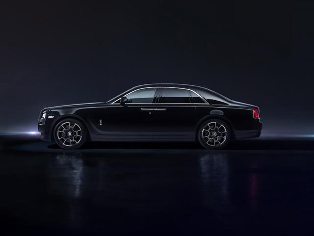 Cảnh sát Anh được trang bị Rolls-Royce Ghost Black Badge làm xe tuần tra - Ảnh 2.