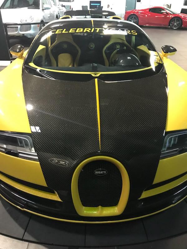Ông hoàng tốc độ Bugatti Veyron độ Oakley Design được rao bán giá 44 tỷ Đồng - ảnh 3