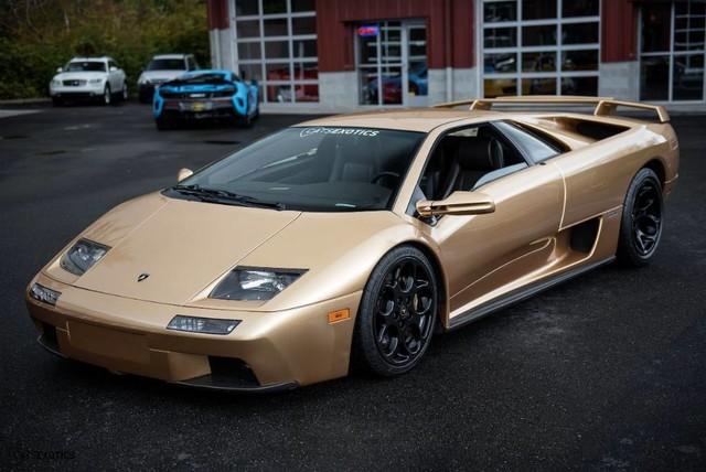 Hàng hiếm Lamborghini Diablo 6.0 VT SE rao bán với giá khóc thét - Ảnh 3.