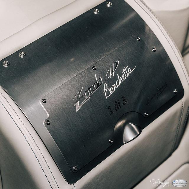 Xem quá trình vận chuyển cực phẩm Zonda HP Barchetta của ông chủ hãng Pagani - Ảnh 4.