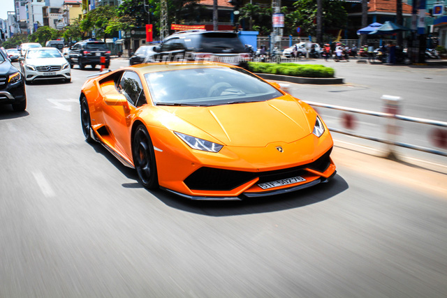 Siêu phẩm Lamborghini Huracan độ Novara đầu tiên tại Việt Nam xuất xưởng - Ảnh 9.