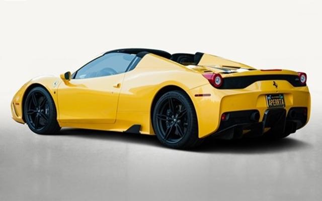 Ferrari 458 Speciale Aperta đã qua sử dụng vẫn có giá chát - Ảnh 2.