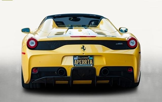 Ferrari 458 Speciale Aperta đã qua sử dụng vẫn có giá chát - Ảnh 3.
