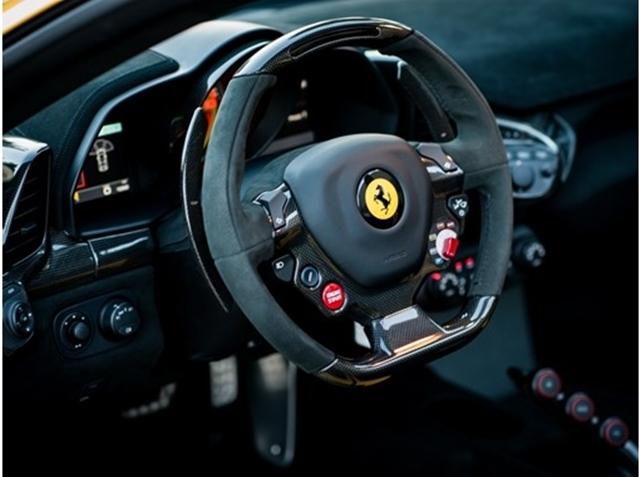 Ferrari 458 Speciale Aperta đã qua sử dụng vẫn có giá chát - Ảnh 11.