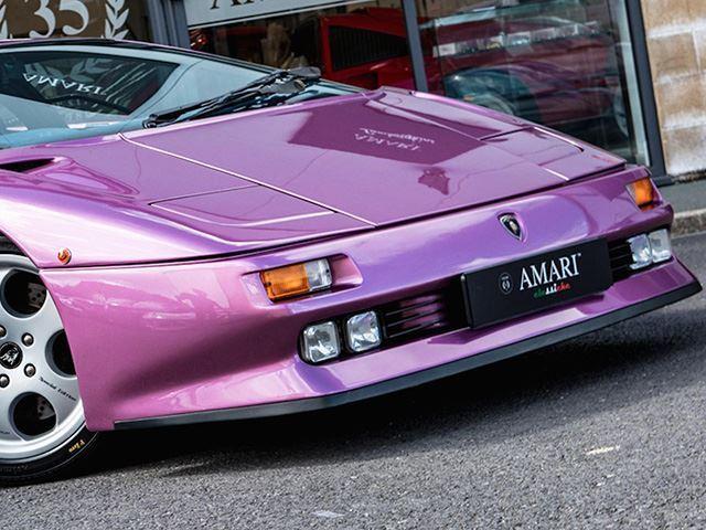 Hàng hiếm Lamborghini Diablo SE30 của ca sĩ Jay Kay rao bán giá chát - Ảnh 11.