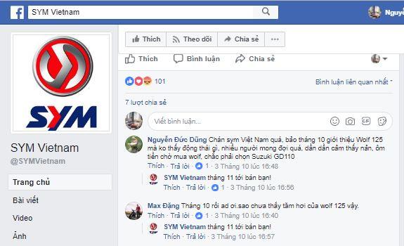 Rộ tin xe côn tay SYM Wolf 125 có giá 32 triệu Đồng, bán ra tháng sau tại Việt Nam - Ảnh 2.