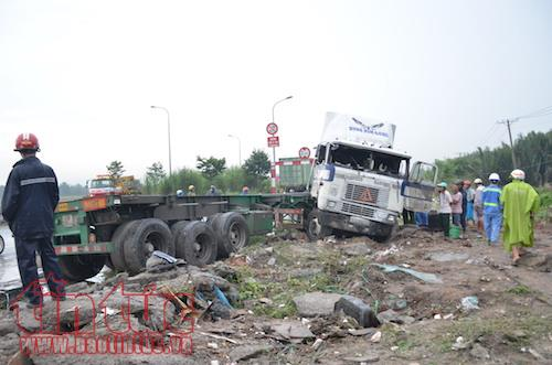 Điểm mặt những điểm đen tai nạn giao thông tại TP Hồ Chí Minh - Ảnh 1.