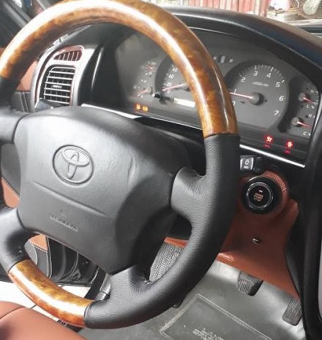 Thợ Việt lên đời cho Toyota Land Cruiser 2000 thành phiên bản 2016 - Ảnh 5.