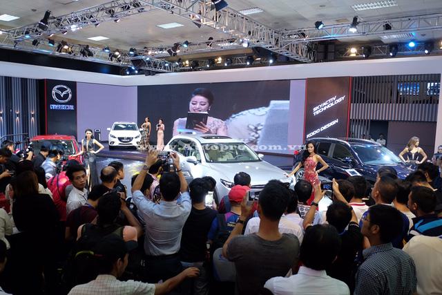 Trường Hải không tham dự triển lãm ô tô Việt Nam 2017 - Ảnh 2.