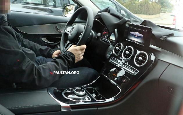 Mercedes-Benz C-Class bản nâng cấp mới lộ diện - Ảnh 6.