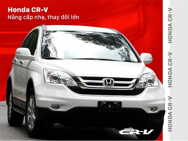 Honda CR-V và 10 năm thăng trầm tại Việt Nam - Ảnh 5.