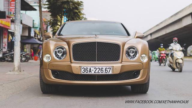 Dàn siêu xe và xe siêu sang khủng của đại gia Thanh Hóa đọ dáng cùng nhau - Ảnh 3.