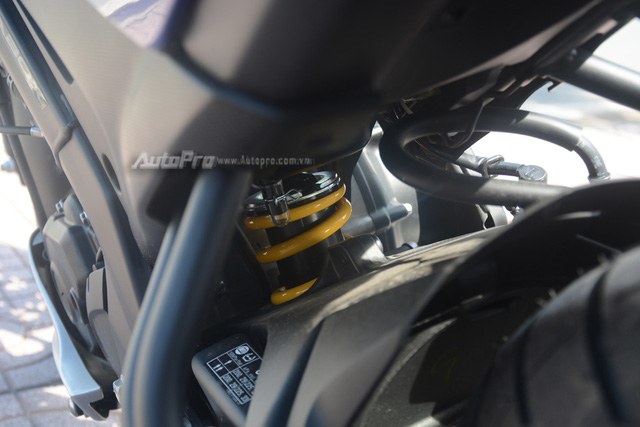 Cận cảnh lô xe côn tay Yamaha V-Ixion R 2017 mới về Việt Nam, giá hơn 70 triệu Đồng - Ảnh 20.