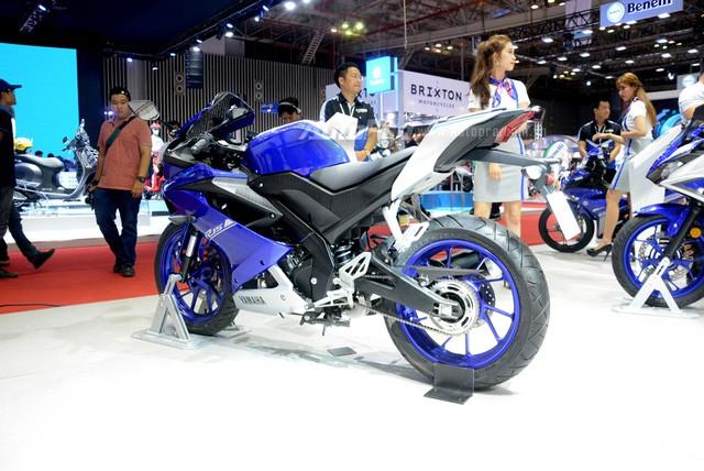 Yamaha R15 chốt giá bán chính hãng 92,9 triệu đồng - Ảnh 4.