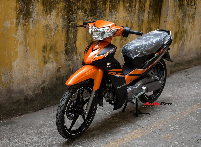 Chi tiết xe máy bán chạy nhất Việt Nam trong bản màu mới - Ảnh 1