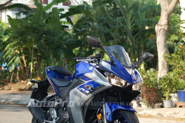 Yamaha YZF-R3 giảm giá bán còn 139 triệu Đồng - Ảnh 2.