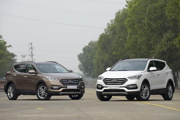 SUV 7 chỗ, chọn Honda CR-V 2018 hay Hyundai Santa Fe 2017? - Ảnh 15.
