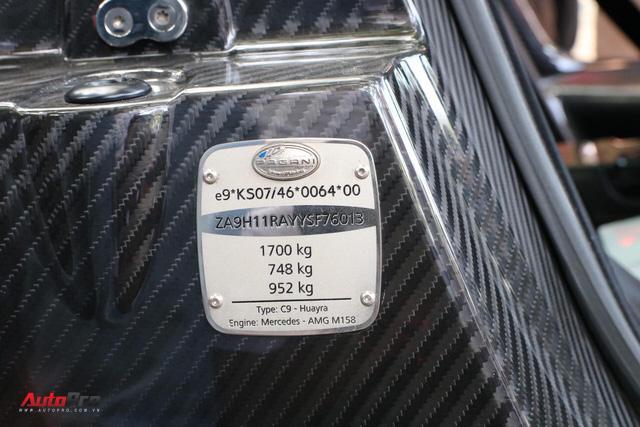 """Minh """"nhựa"""" đem siêu xe Pagani Huayra đi đăng ký biển số lần thứ 3 nhưng không thành - Ảnh 7."""