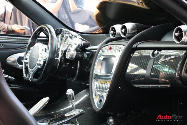 """Minh """"nhựa"""" đem siêu xe Pagani Huayra đi đăng ký biển số lần thứ 3 nhưng không thành - Ảnh 6."""