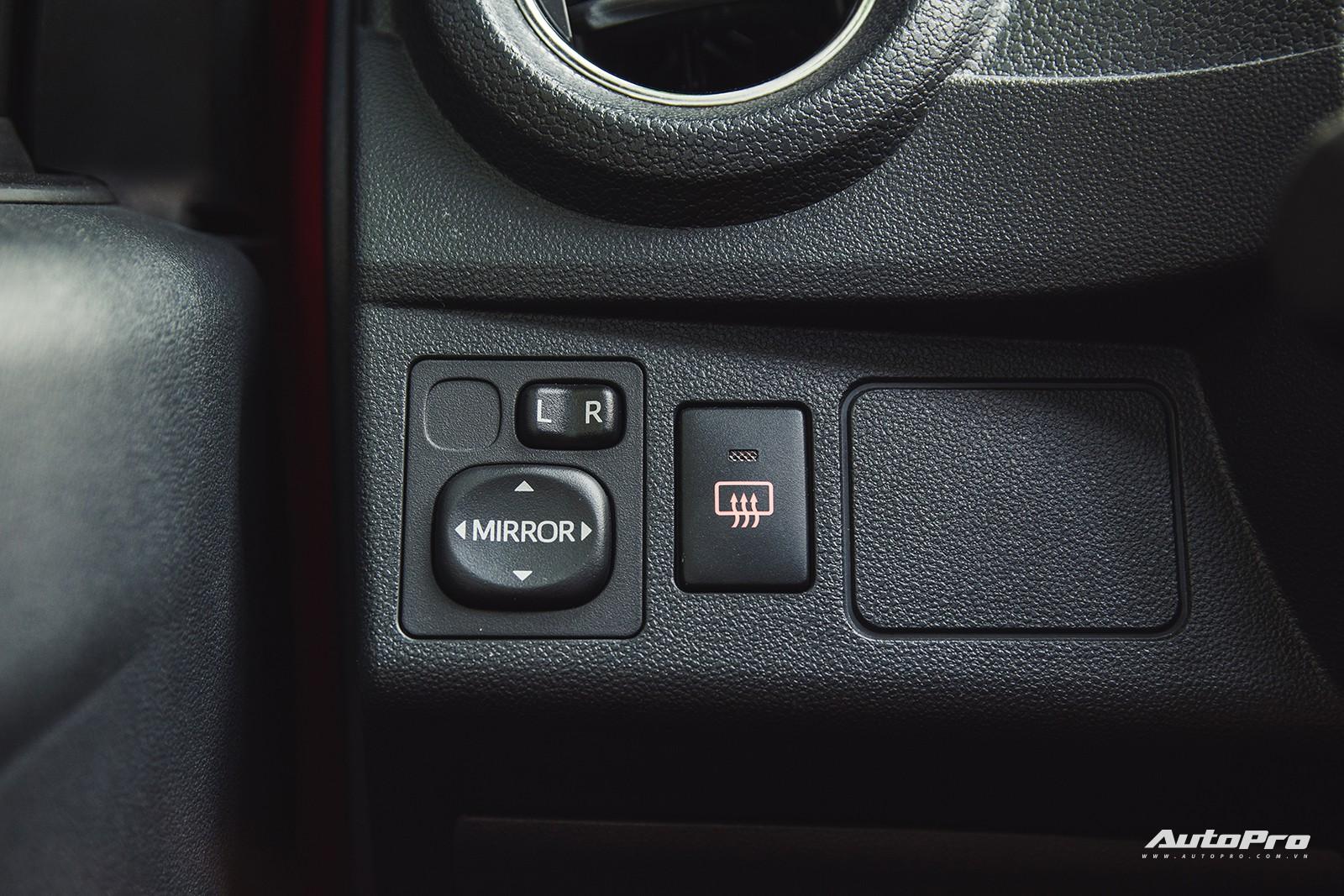 Điều này chắc chắn gây mất an toàn khi lái xe, lời khuyên cho những ai đang có ý định mua Toyota Wigo là nên chú ý tới điểm này.
