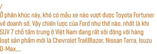 Ford Everest 2018 - Sự trở lại của một thế lực trong phân khúc SUV 7 chỗ tại Việt Nam - Ảnh 18.