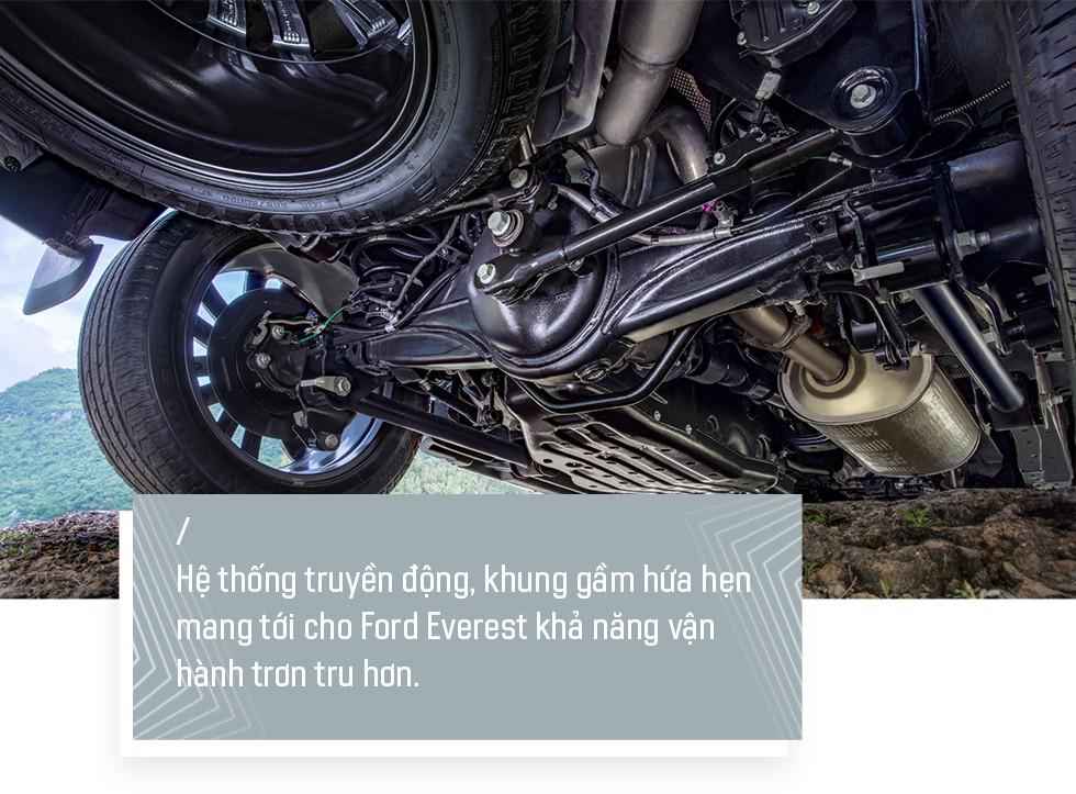 Ford Everest 2018 - Sự trở lại của một thế lực trong phân khúc SUV 7 chỗ tại Việt Nam - Ảnh 10.