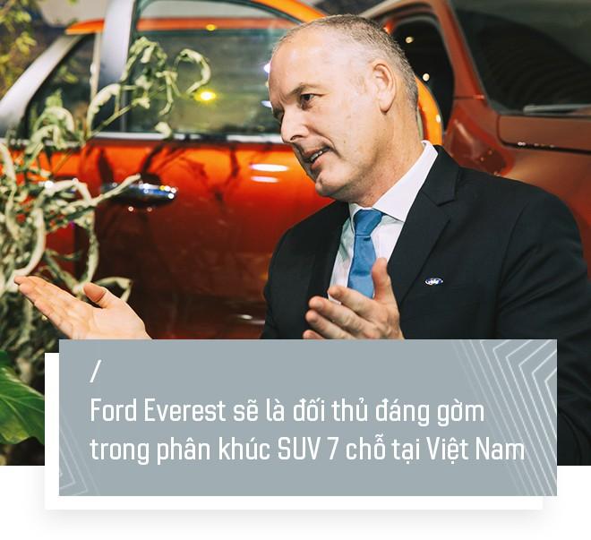 Ford Everest 2018 - Sự trở lại của một thế lực trong phân khúc SUV 7 chỗ tại Việt Nam - Ảnh 17.