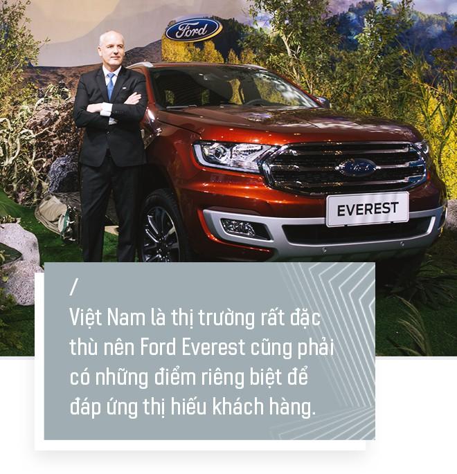 Ford Everest 2018 - Sự trở lại của một thế lực trong phân khúc SUV 7 chỗ tại Việt Nam - Ảnh 7.