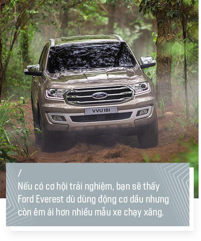 Ford Everest 2018 - Sự trở lại của một thế lực trong phân khúc SUV 7 chỗ tại Việt Nam - Ảnh 12.