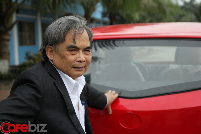 """Trả lời câu hỏi """"sản phẩm hay truyền thông có trước"""", Shark Vương lấy ví dụ VinFast, Vinaxuki, Thaco và khẳng định: Khi xe VinFast ra đời chắc chắn tôi sẽ mua! - Ảnh 1."""